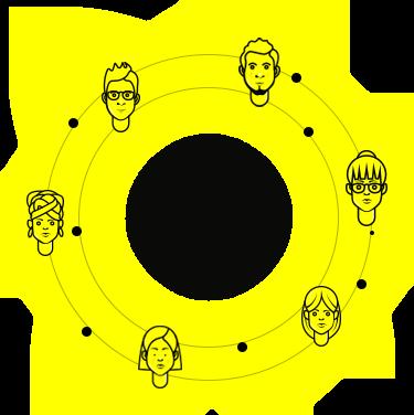 globe graphic