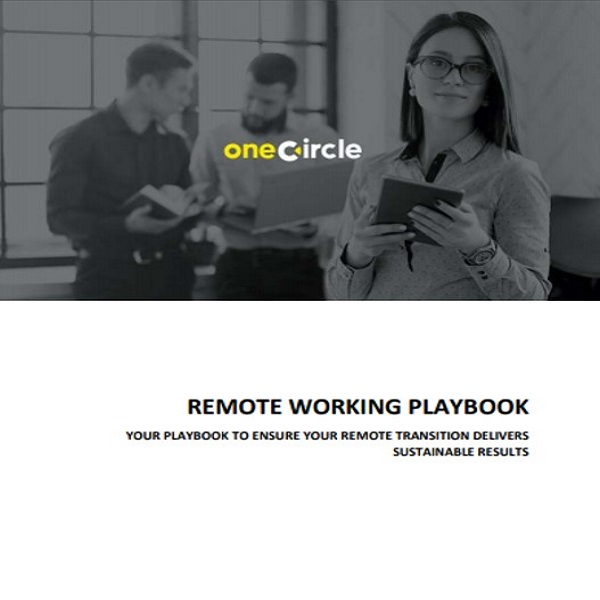 Remote Working Playbook, Virtual freelance HR consultant, One Circle, HR, freelance HR consultant, Independent Consultant, values, vision, tech start-up