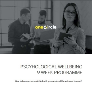 Psychological wellness, Virtual freelance HR consultant, One Circle, HR, freelance HR consultant, Independent Consultant, values, vision, tech start-up