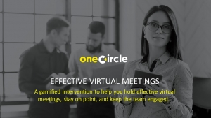 effective virtual meetings